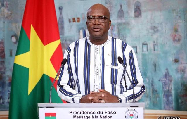 Son excellence Mr. Roch Marc Christian KABORE, Président de la République du Burkina Faso - Centenaire Amadou Mahtar Mbow